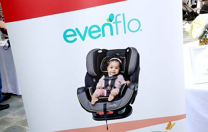 evenflo sureride dlx convertible car seat review