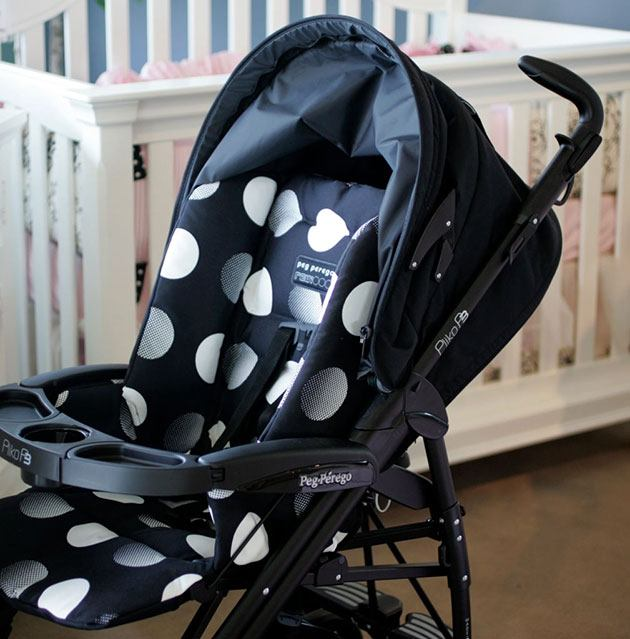peg perego car seat cover review