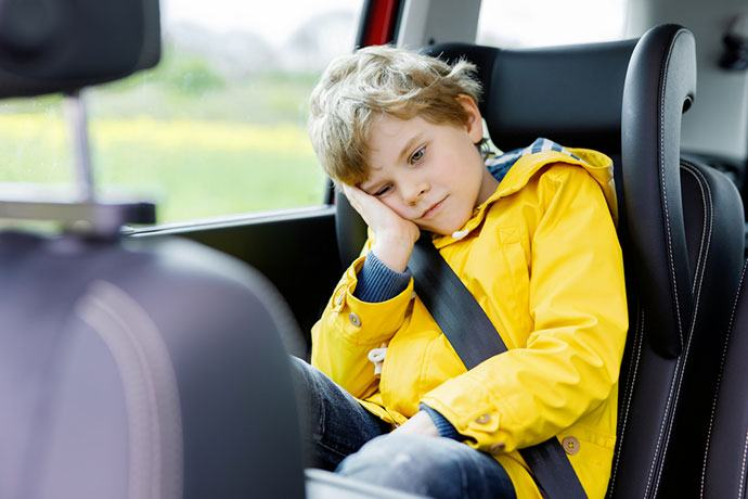 car seat regulations by age
