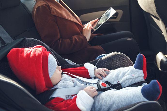 uber car seats baby
