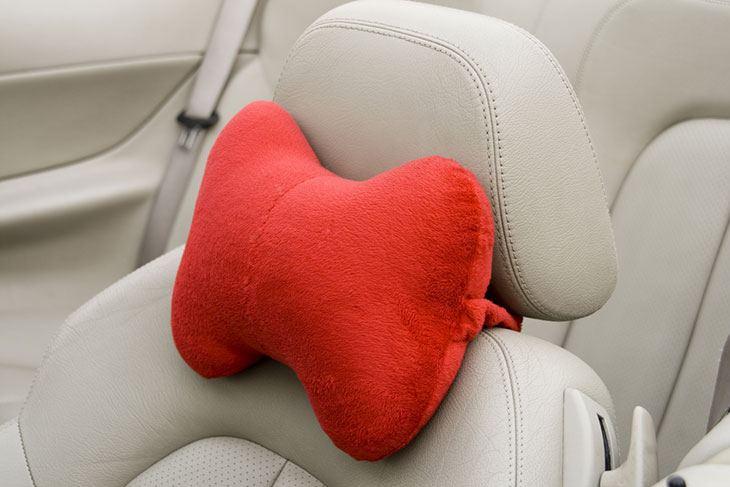 best car headrest pillow