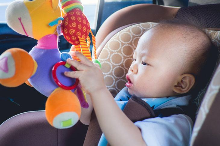 best stroller and car seat toys
