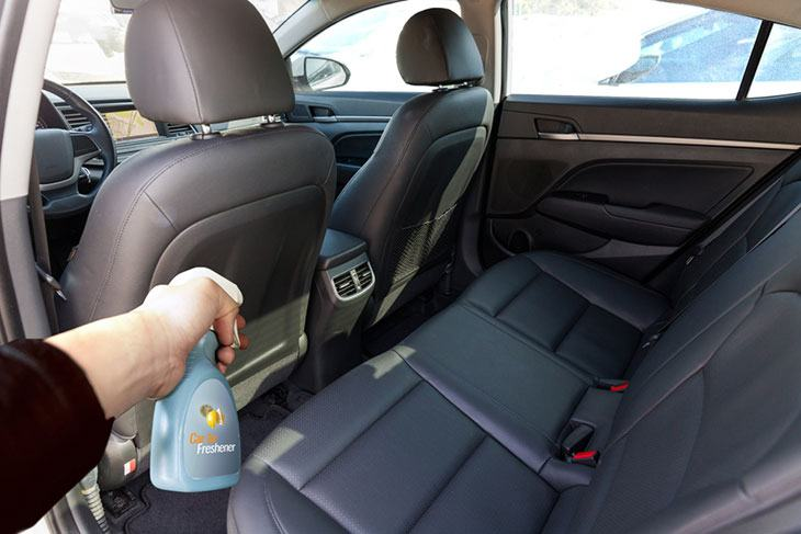 best car interior cleaner and protectant