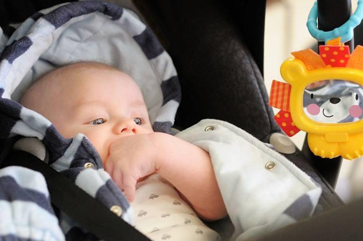 best baby backseat car mirror