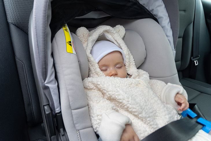 car seat lady clek foonf review