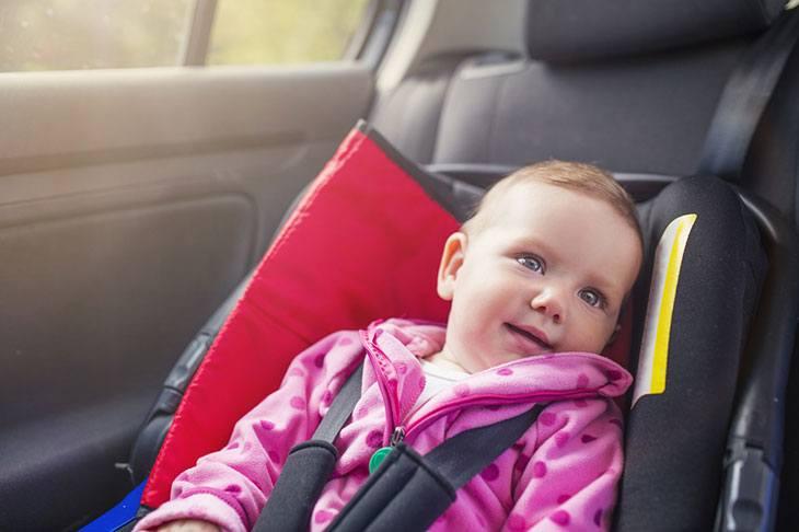 clek foonf car seat review