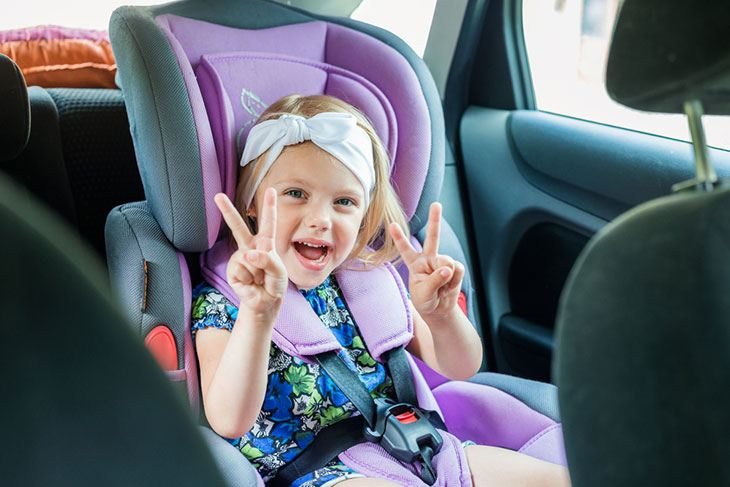 best narrow backless booster seat