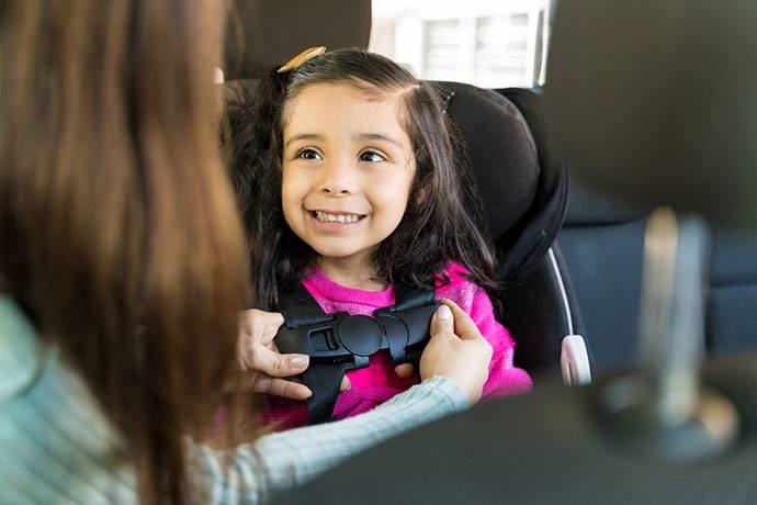 best convertible car seat for small cars 2021