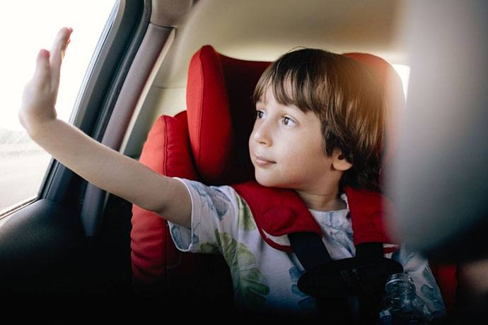 best car seat for almost 5 year old