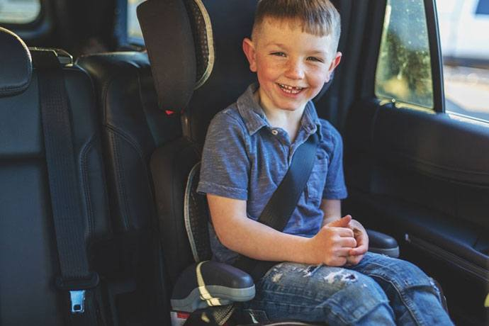 best booster car seat for 5 year old