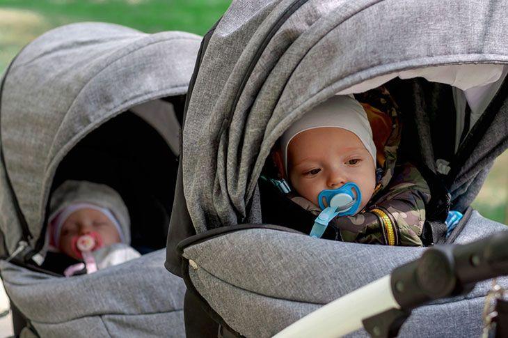 best baby double umbrella stroller