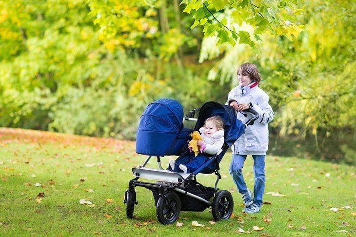 best all terrain inline double stroller