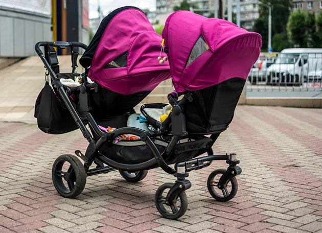 best Tandem Double Stroller