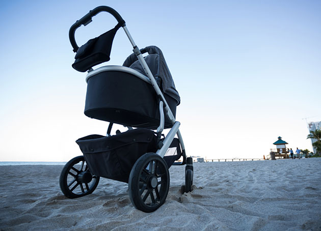 best convertible stroller infant to toddler