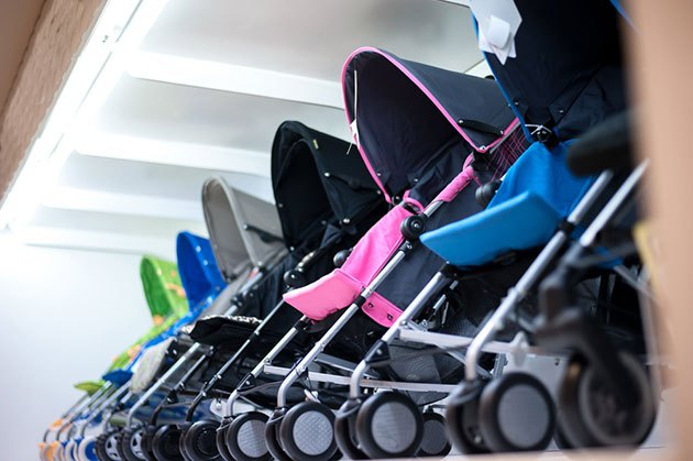 best convertible stroller for twins