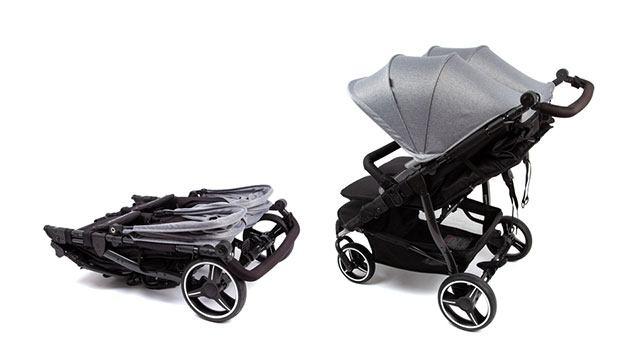 best double stroller for international travel