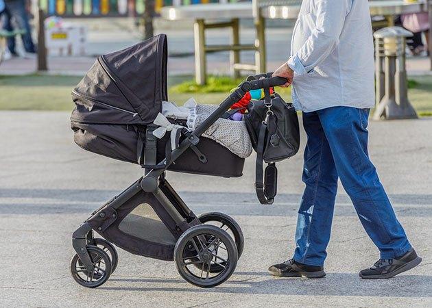 best lightweight stroller for tall parents