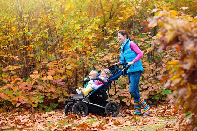 best double jogging stroller 2021