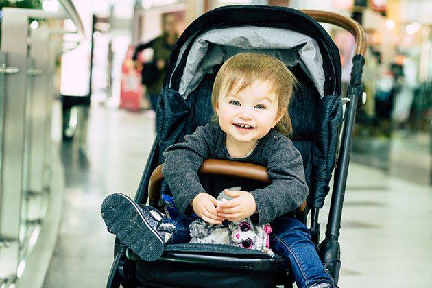 best infant stroller for disney world