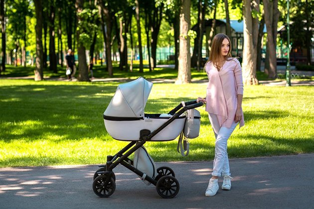 best compact stroller for tall parents