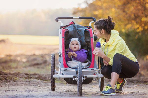 best lightweight jogging stroller