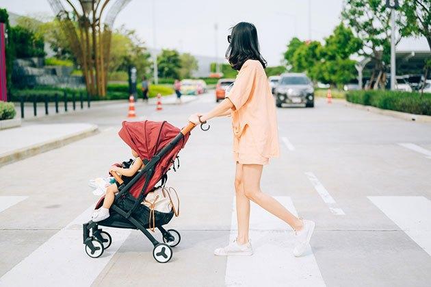 best infant stroller for city living