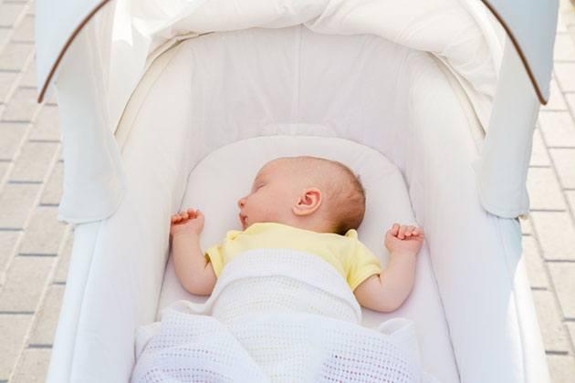 best baby stroller for city living