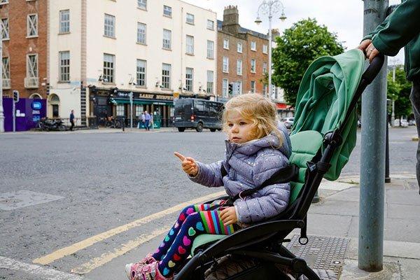 best stroller for tall toddler
